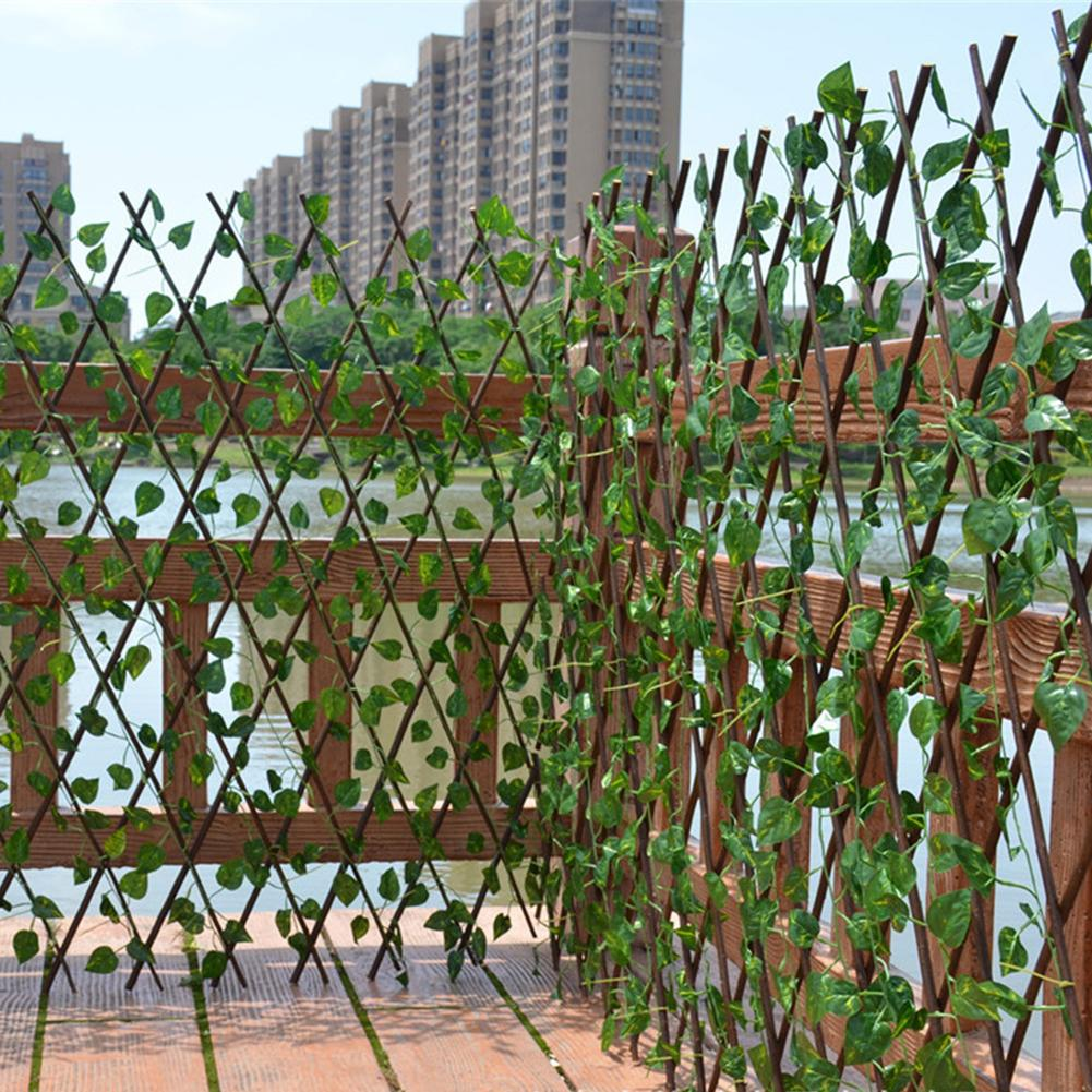 Gard extensibil de confidențialitate faux - nu este vândut în magazine