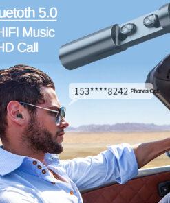Wireless Capsule Earphone, Wireless Capsule Earphone