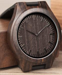 Ang Akong Man Wood Watch, Ang Akong Man Wood Watch