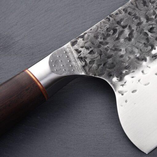 Mga kamut nga hinimo sa Sharp Knife, Handmade Forged Sharp Knife