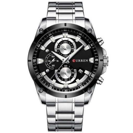 Chronograph Quartz Watch, Chronograph Quartz Watch