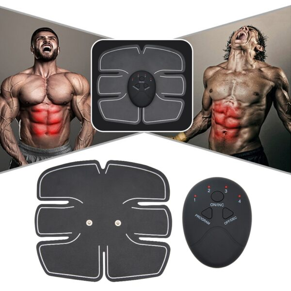 EMS Hip Muscle Stimulator Fitness Lifting Buttock Abdominal Trainer Weight loss Body Slimming Massage Dropshipping New 1