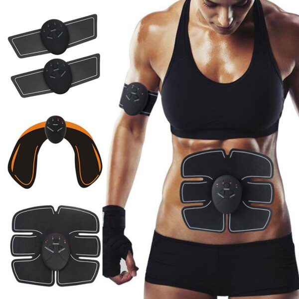 EMS Hip Muscle Stimulator Fitness Lifting Buttock Abdominal Trainer Weight loss Body Slimming Massage Dropshipping New