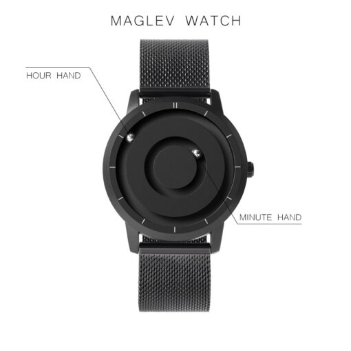 Magnetic Levitation Watch, Magnetic Levitation Watch