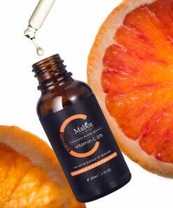 Mabox Organic Wala Gikabuangan nga Vitamin C Konsentrasyon, Mabox Organic Wala Gipuno nga Vitamin C Concentrate