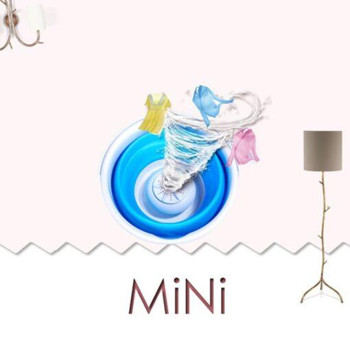 Mini Foldable Ultrasonic Turbine, Mini Foldable Ultrasonic Turbine washing Machine