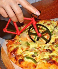 Mpungaji wa Pizza ya Baiskeli, Kata ya Pizza ya Baiskeli