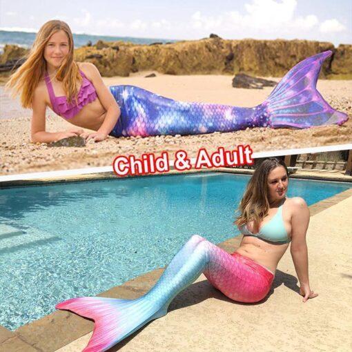 Tail sa Mermaid, Tapak sa Mermaid