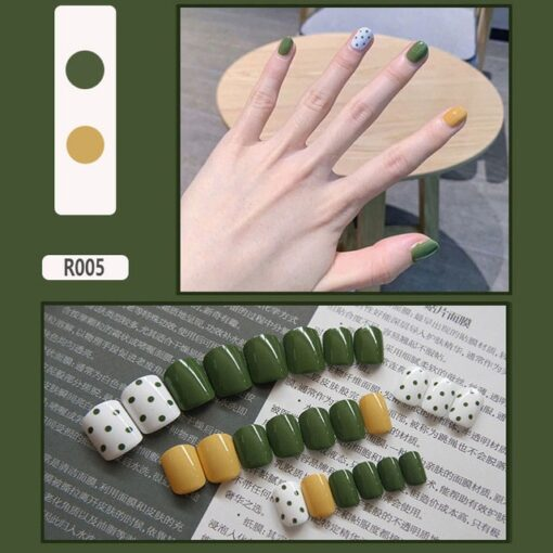 Wearable Full Cover, Wearable Full Cover Fake Nail Tips
