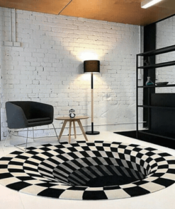 Vortex Illusion Rug, килим Vortex Illusion