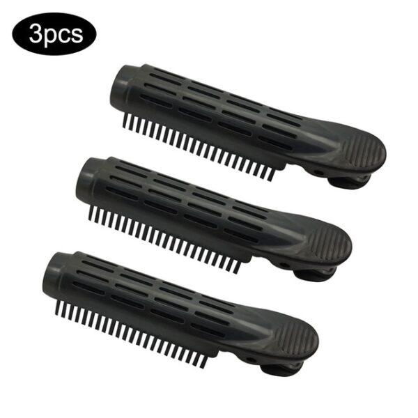 3τμχ Μπικουτέ Κλιπ Σφιγκτήρες Ρίζες Perm Rods Styling Rollers Hair Root Fluffy Bangs Hair
