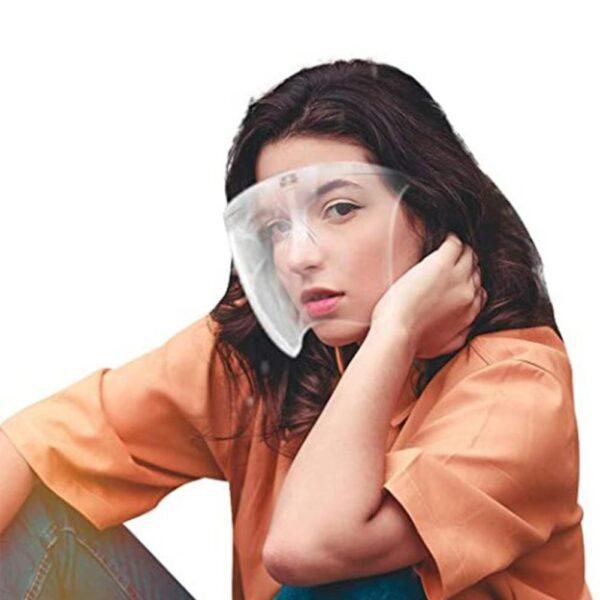 Μονοκόμματο Διαφανές Προστατευτικό Πλάκα Unisex Anti Spray Προστατευτικό Πλάκα Για Εστιατόρια Ξενοδοχεία Κουζίνες 2