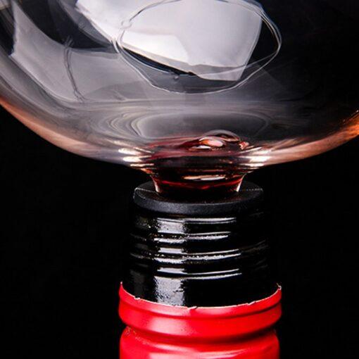 वाइन बोतल चश्मा Corks, वाइन बोतल चश्मा Corks