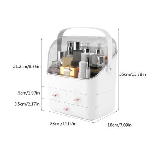Large Capacity Cosmetic Storage Box, Large Capacity Cosmetic Storage Box