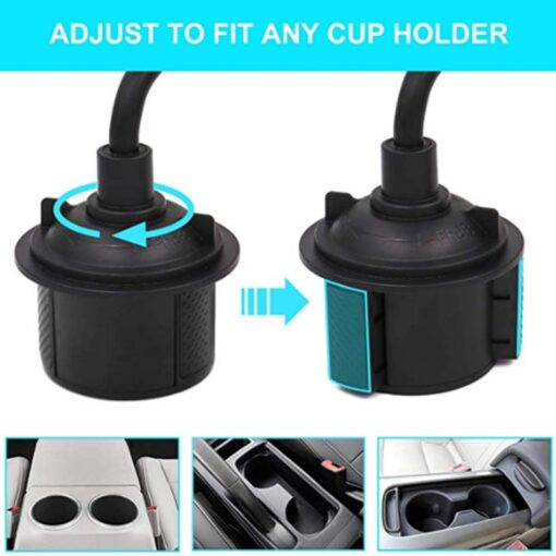 Flexible Car Cup Phone, Flexible Car Cup Phone Holder