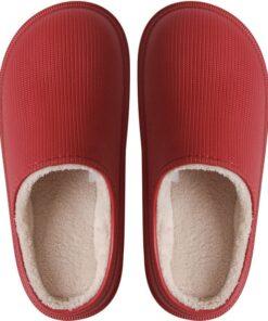 Waterproof Non-Slip Home Slippers, Waterproof Non-Slip Home Slippers
