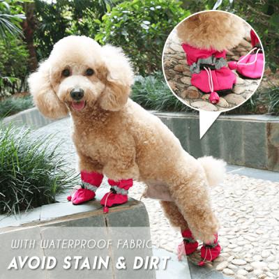 Adjustable Non-Slip Pets Shoes Cover