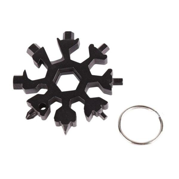 18 in 1 edc multi tool Snowflake Multi tool Card Combination Compact Multifunction Screwdriver Stainless Steel 1.jpg 640x640 1