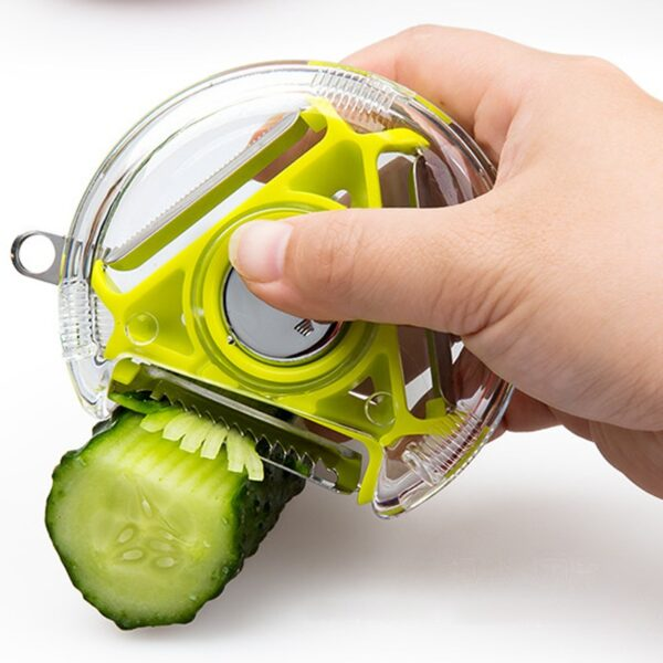 3in1 multifunctional potato peeler vegetable slicer Fruit cheese carrot grater potato cutter kitchen home gadgets accessories 1