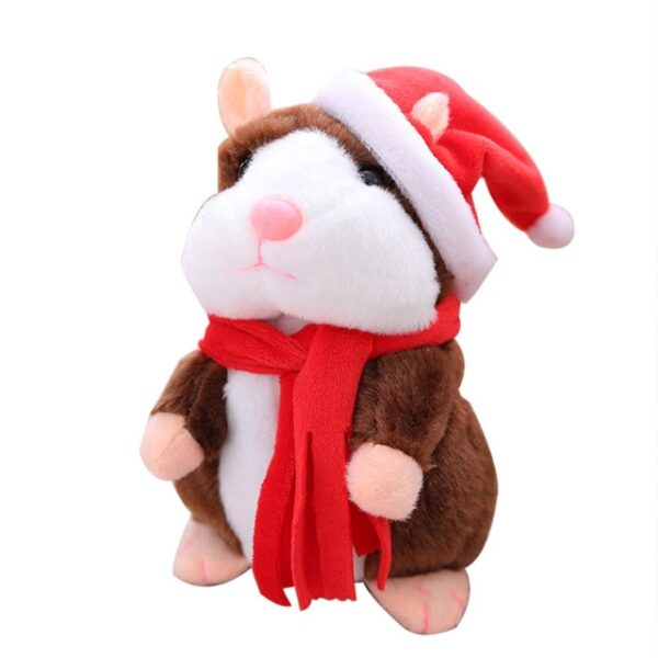 New Talking Hamster Mouse Pet Christmas Toy Speak Talking Sound Record Hamster Educational Plush Toy for 1.jpg 640x640 1