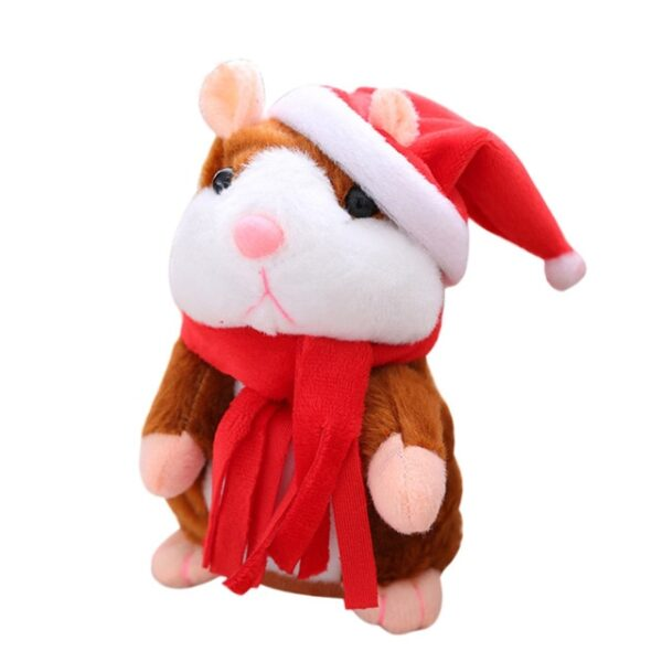New Talking Hamster Mouse Pet Christmas Toy Speak Talking Sound Record Hamster Educational Plush Toy for 2.jpg 640x640 2