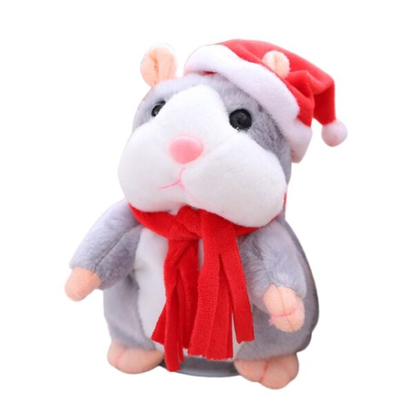 New Talking Hamster Mouse Pet Christmas Toy Speak Talking Sound Record Hamster Educational Plush Toy for 3.jpg 640x640 3