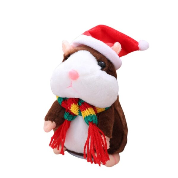New Talking Hamster Mouse Pet Christmas Toy Speak Talking Sound Record Hamster Educational Plush Toy for 4.jpg 640x640 4