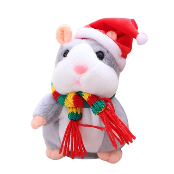 New Talking Hamster Mouse Pet Christmas Toy Speak Talking Sound Record Hamster Educational Plush Toy for 5.jpg 640x640 5