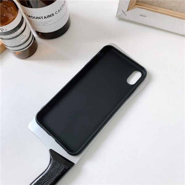 3D Kitchen knife Phone Case For iPhone 11 11 Pro MAX 8 7 6 6S Plus 3