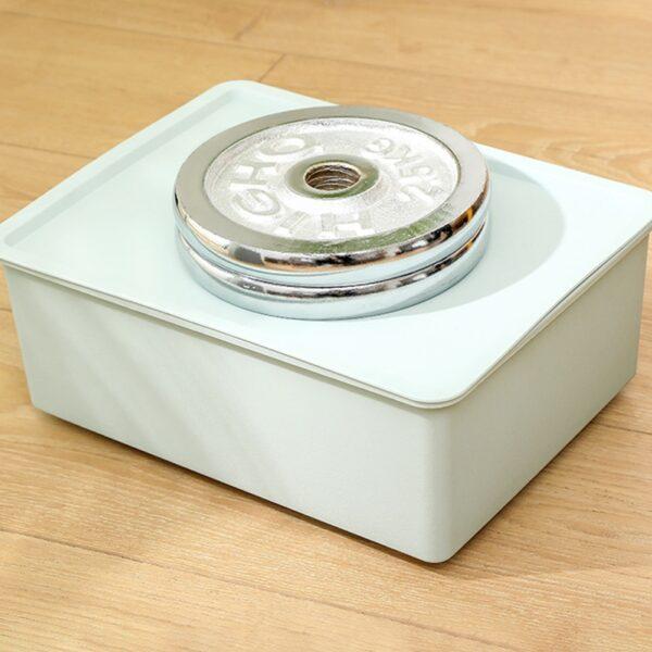 4db tárolódoboz tárcsa öntapadó kerekek forgatható görgők univerzális bútor kerék irányított görgő 4