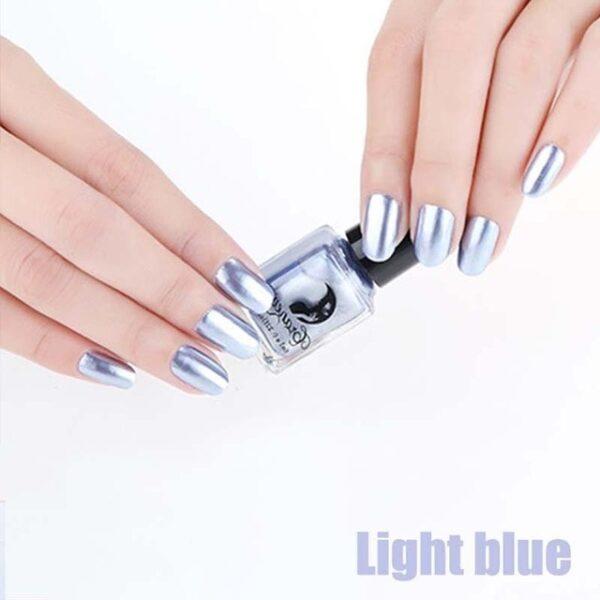 Fashion Mirror Nail Polish Silver Transparent Purple Rose Gold Color 6ML Long Lasting Nail Polish Girl 6.jpg 640x640 6
