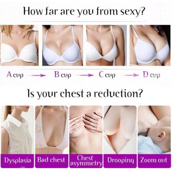 20ml Papaya Breast Enlargement Essential Plant Oli Dada Plump Care Essence Boobs Angkat Bust Up Kulit 3