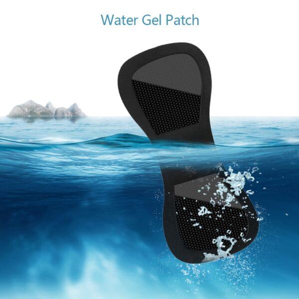 Bagong Portable Mini Electric Leeg Cervical Massager Stimulator Bumalik sa Paha ng Masahe Sakit na Pagpapaginhawa Massage Patch Matalino 4