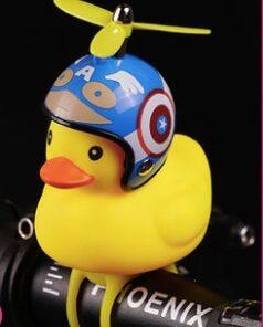 Bicycle Light Bike Horn Bell Duck Front Lights Tail Handlebar Head Lamp Cute Flash Kids Child 14.jpg 640x640 14