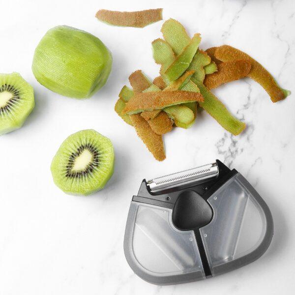 Premium Swivel 1PCS 3 In 1 Peeler Kitchen Planer Peeling Apple Peeler 3 In1 Stainless Steel