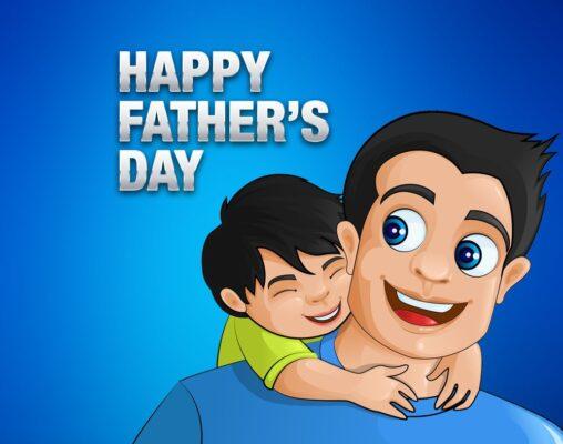 पिता दिवस की शुभकामना
