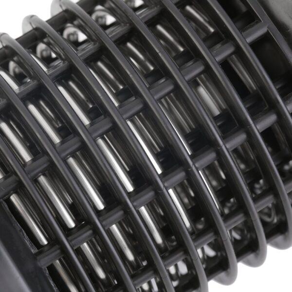 Детокс масы для ванны для ног Круглы масіў з нержавеючай сталі Aqua Spa Масаж для ног Інструмент дапамогі Іённая ачыстка 4