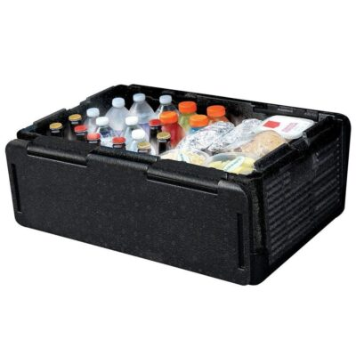 Sweettreats Cooler 60 Cans Collapsible Insulated Portable Waterproof Outdoor Storage Box Thermoelectric Cool Box