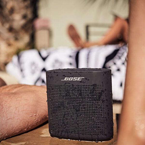 Bose SoundLink Color II Ηχείο Bluetooth Φορητό Μίνι ασύρματο ηχείο αδιάβροχο μπάσο ήχο με ηχείο φωνής 3