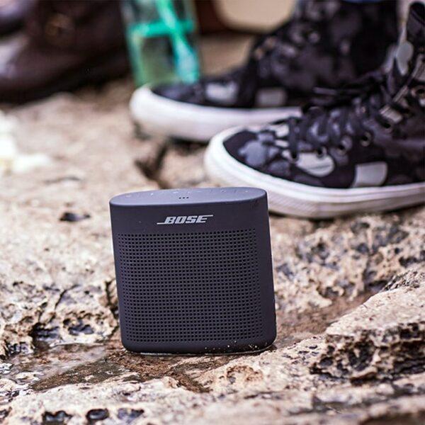 Bose SoundLink Warna II Speaker Bluetooth Portabel MIni Speaker Nirkabel Tahan Air Sora Bass sareng Speakerphone Sora 4