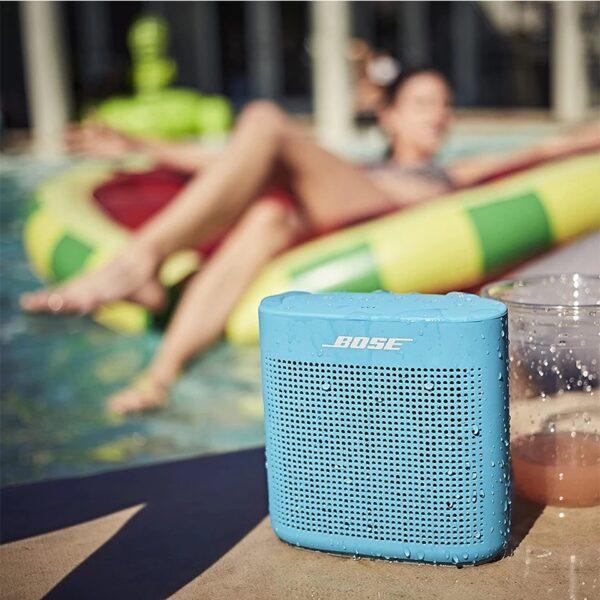 Bose SoundLink Color II Ηχείο Bluetooth Φορητό Μίνι ασύρματο ηχείο αδιάβροχο μπάσο ήχο με ηχείο φωνής 5