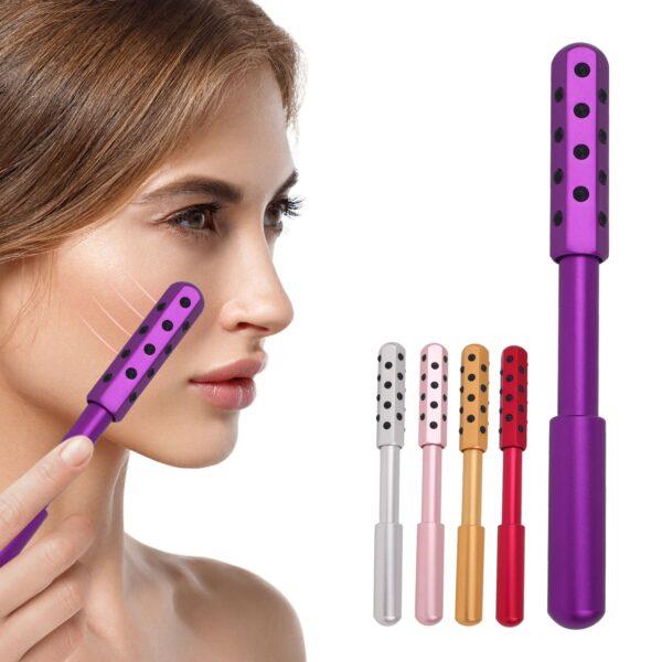 Germanium Beauty Bar Face Roller Face Lift Massage Facial Stick Anti Wrinkle Facial Massager Skin Care